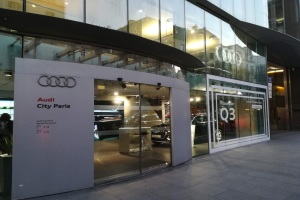 Audi City Paris, c'est fini !