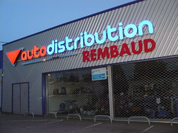 garage autodistribution rembaud