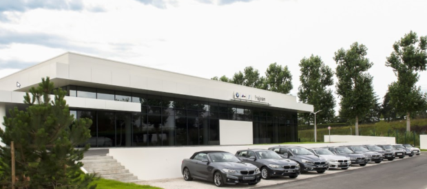 Neubauer BMW concession