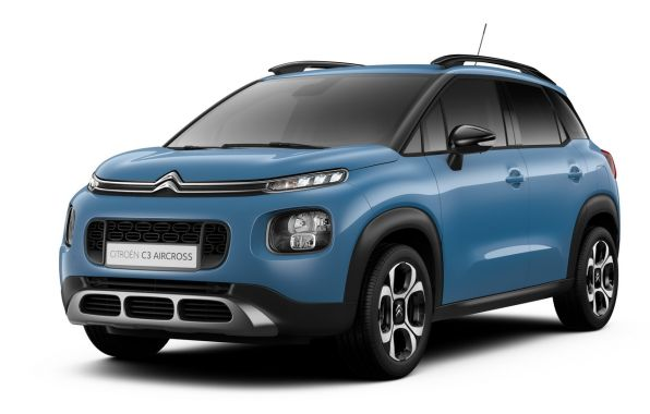 citroen c3 aircross sunshine