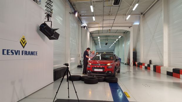 crash test citroen c3