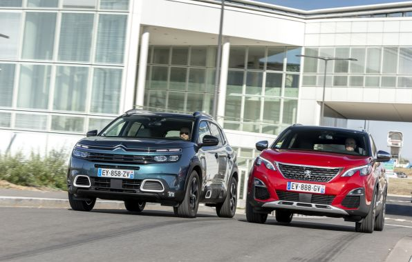 citroen c5 aircross vs peugeot 3008