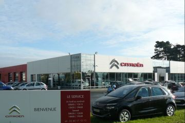 concession citroen st nazaire