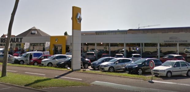 Le groupe hess va reprendre les affaires renault du groupe for Garage nissan colmar