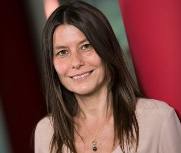 Coralie Musy, directrice marketing de Nissan West Europe