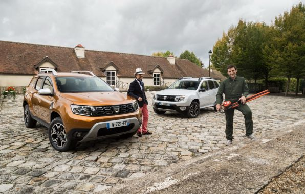 Dacia Duster 2 vs Dacia Duster 1