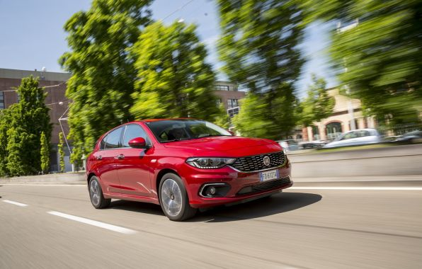 test fiat tipo 2016