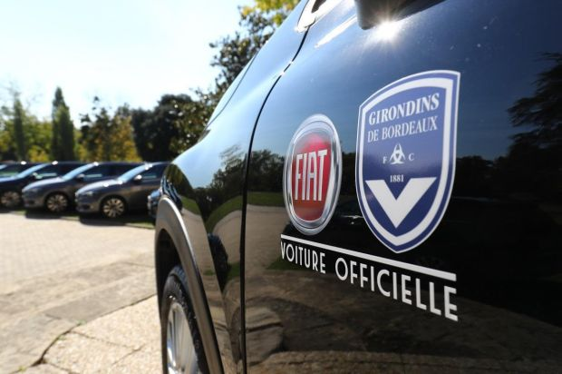 Girondins Bordeaux Fiat Tipo Foot