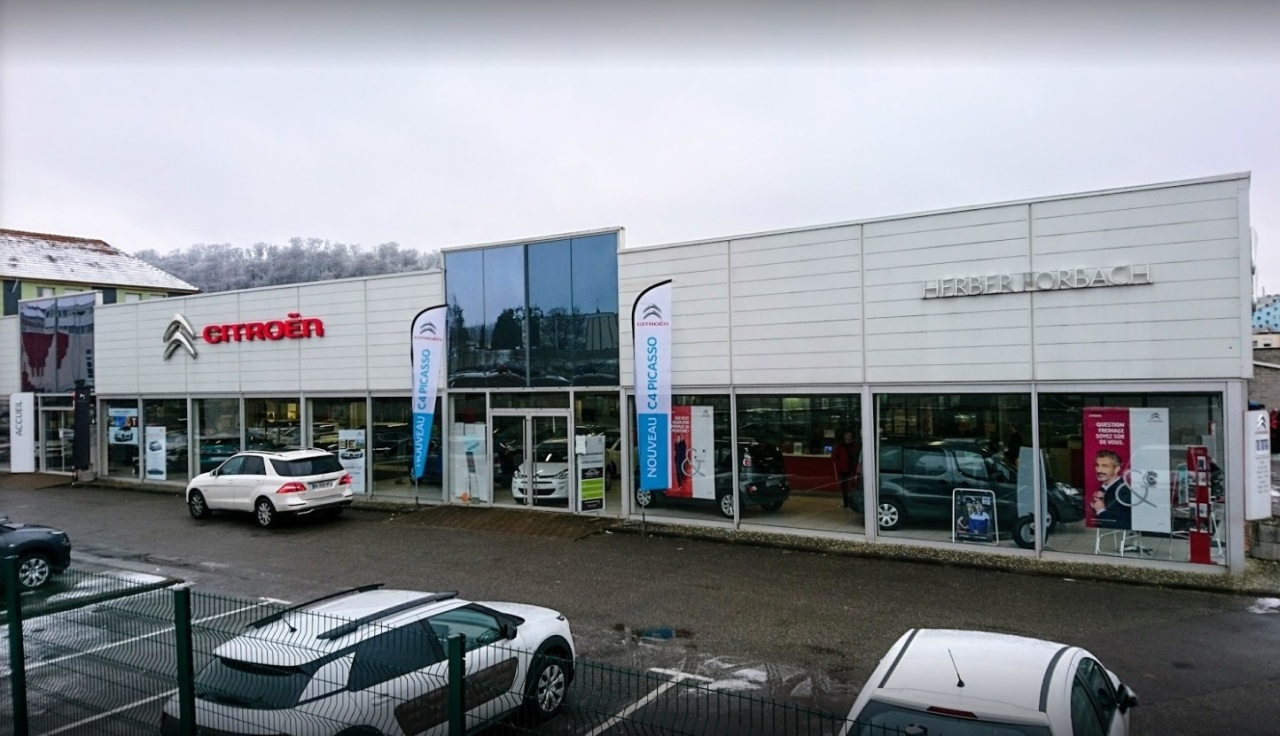 Concession Citroën Forbach Herber Autos CAR Avenue