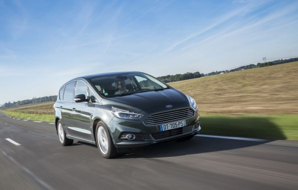 ford s-max avant 2015