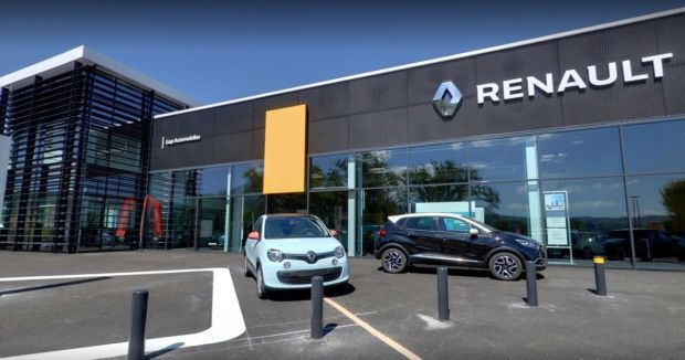 Baconnier Gap automobile concession Renault