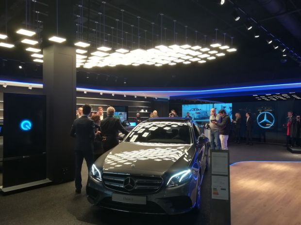 City Spot Mercedes Parly2
