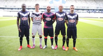 Kia Bordeaux Sponsor Football
