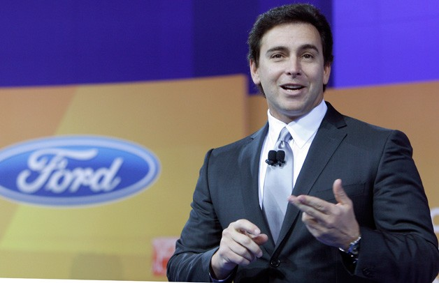 Ford va limoger son PDG Mark Fields