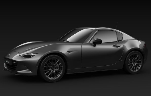 mazda mx5 rf first edition
