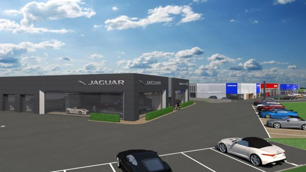 Jaguar Land Rover Village Automobile Saint-Christophe