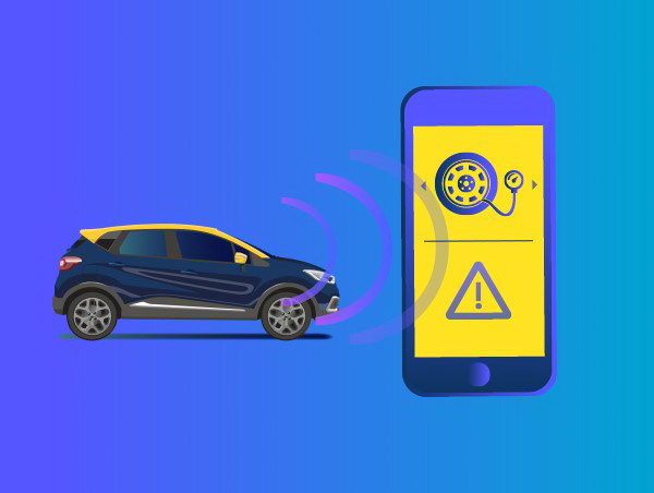 Propose son application smartphone MY Renault — Renault
