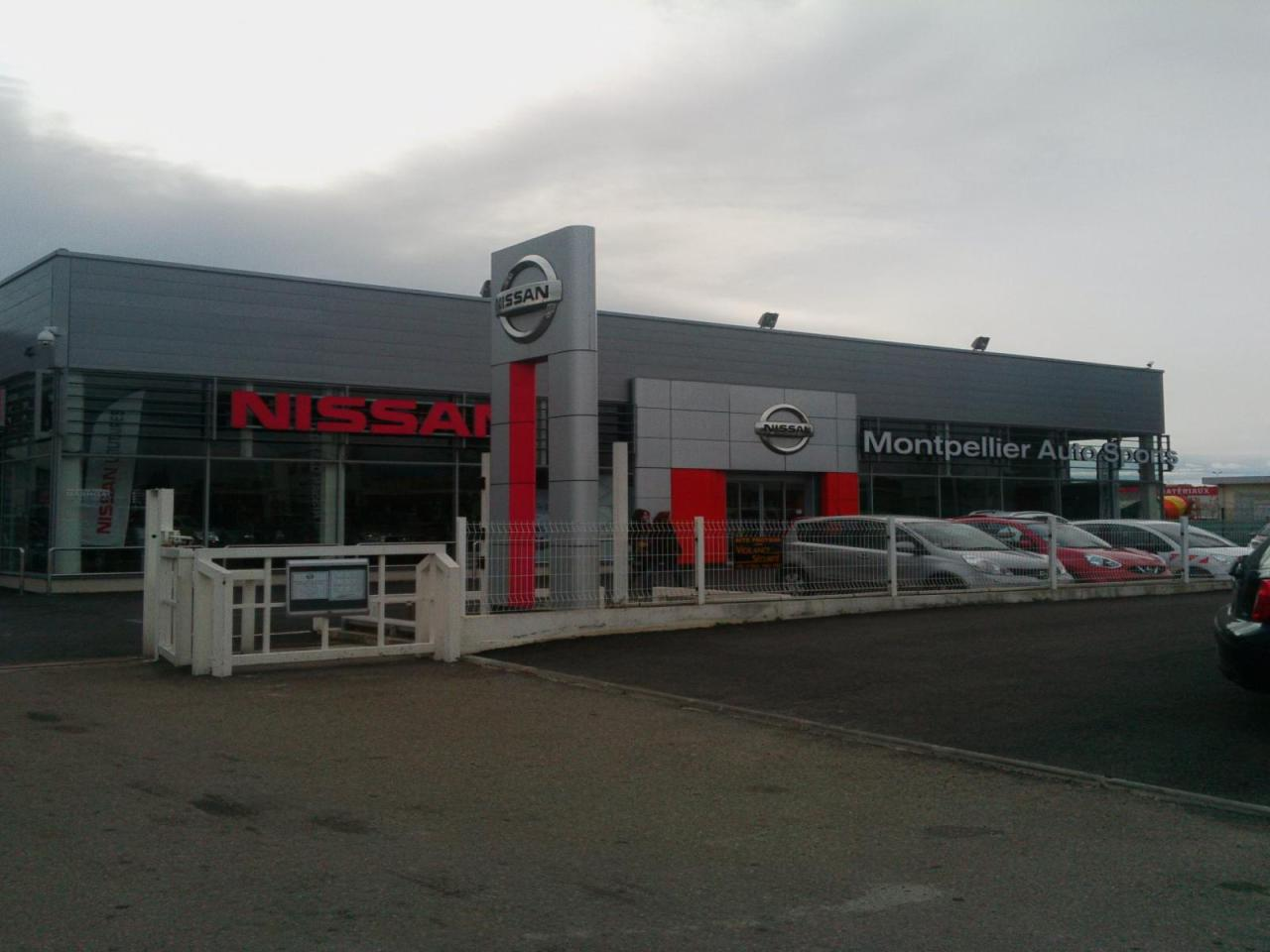 Auto Sports Montpellier Nissan