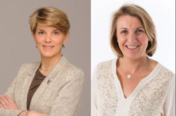Karen Brunot (à gauche) a rejoint Arval France en tant que directrice marketing et Marie-Frédérique Germain au poste de directrice marketing SME Solutions, en charge du développement du secteur TPE/PME et des particuliers.