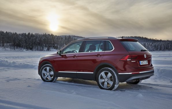 tiguan 2016 photo statique