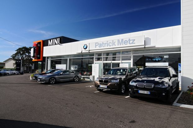Concession BMW Patrick Metz Bourg-en-Bresse Pautric