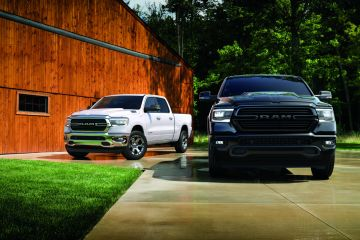 AGT Europe Dodge Ram concessions distribution pick-up