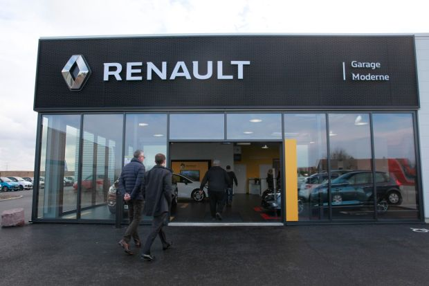 Renault Franchise