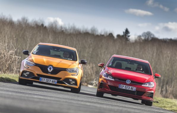 megane rs 280 vs golf gti performance