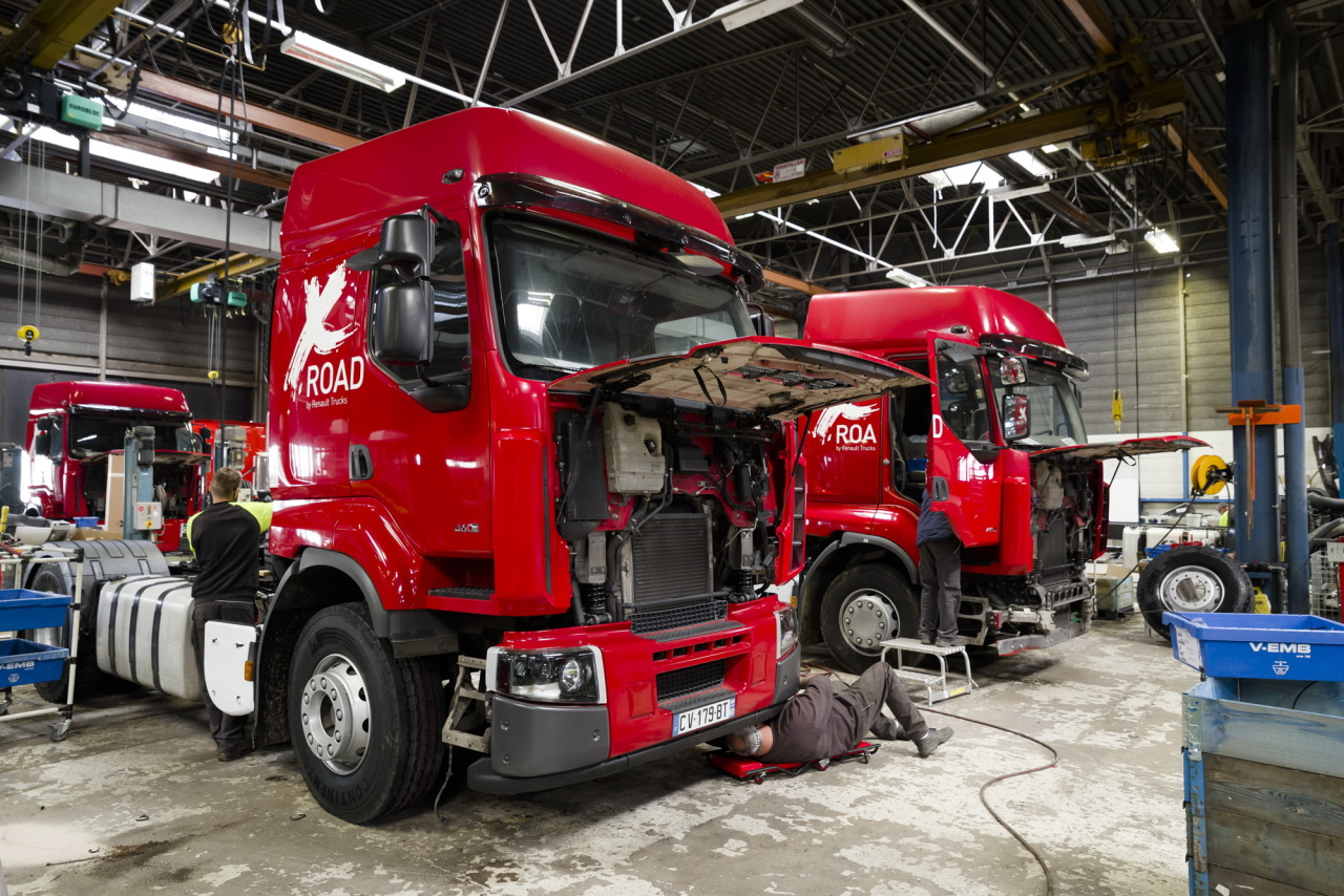 Occasion Renault Trucks Bourg-en-Bresse camions
