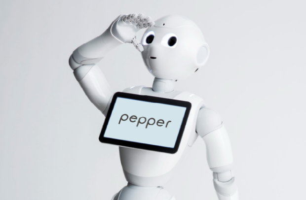 robot blanc pepper