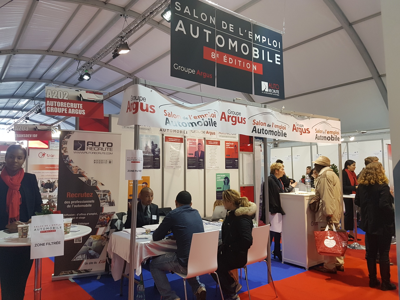 Salon rencontre