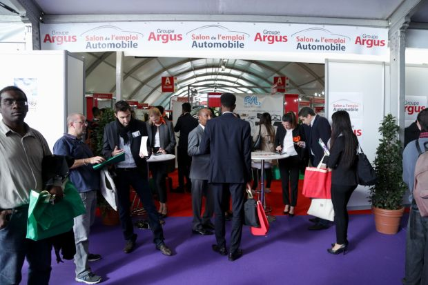 Nouveau salon de l 39 emploi automobile le 24 mars 2017 l for Salon recrutement 2017