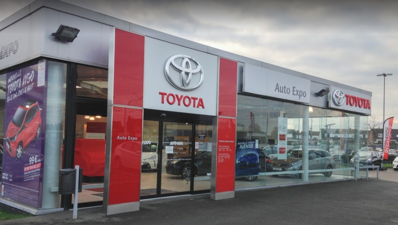 Auto Expo Corteel Toyota Chabot concession