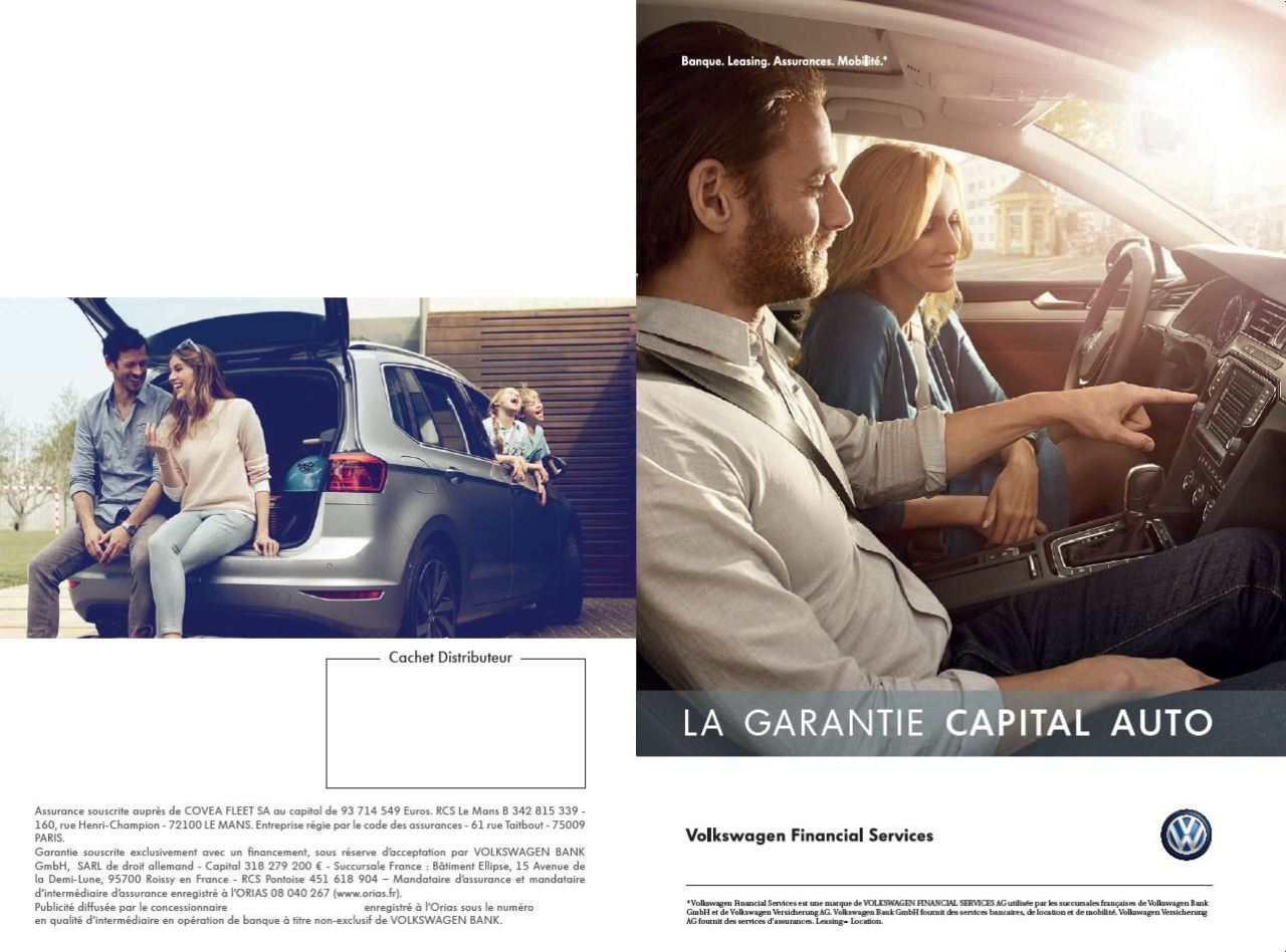 photo volkswagen lance une nouvelle garantie capital auto. Black Bedroom Furniture Sets. Home Design Ideas
